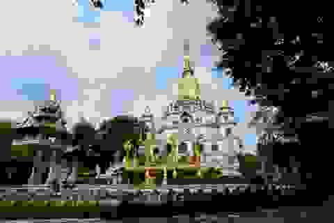 Chiêm ngưỡng ngôi chùa lọt top 10 chùa đẹp nhất thế giới