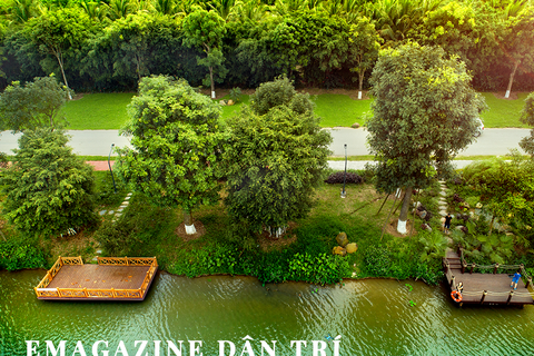Bên trong dự án xanh nhất khu vực phía Đông Hà Nội, được nhiều sao Việt mê mẩn có gì ?