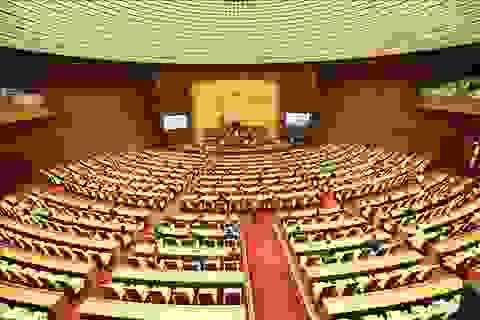 """Hôm nay, Quốc hội """"duyệt"""" những quyết sách kinh tế quan trọng"""
