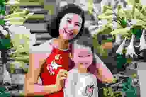 Ngọc Hân và vị hôn phu mong có con gái đáng yêu như bé nhà Hồng Quế