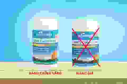 Lời giải nào cho bài toán chống hàng giả của sữa non Goodhealth?