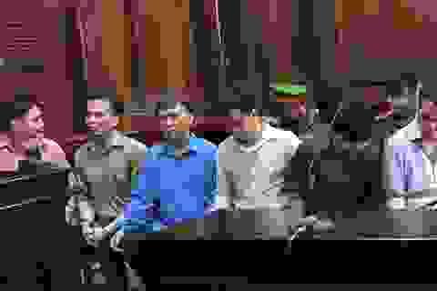 Chôn ma túy dưới nhà vệ sinh, 3 người đàn ông lãnh án tử hình