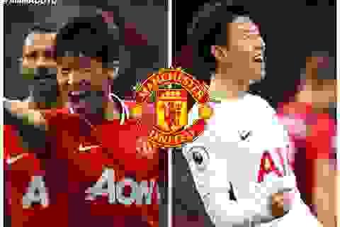 Thất bại vụ Harry Kane, Man Utd chiêu mộ Son Heung Min?