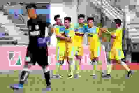 U21 Khánh Hoà tái đấu U21 Bến Tre trước vòng loại U21 Quốc gia