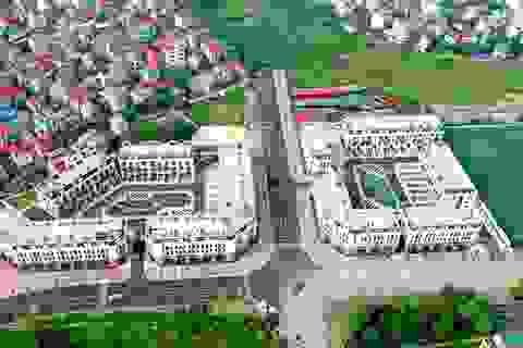 """Thời cơ """"vàng"""" để mua nhà phố Long Biên?"""