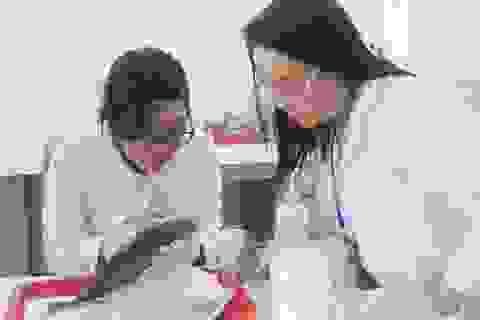 Nữ giảng viên đam mê nghiên cứu khoa học biển