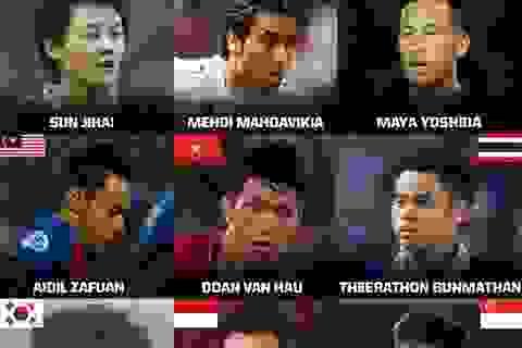 Văn Hậu lọt vào danh sách những hậu vệ hay nhất châu Á