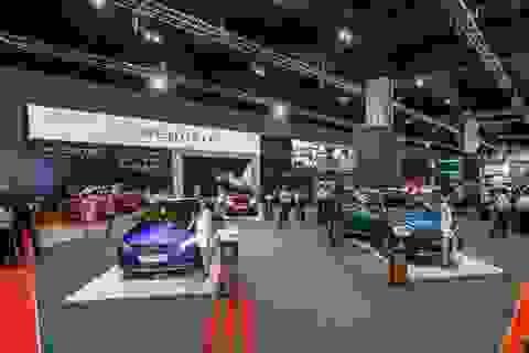 Malaysia: Cả thị trường chỉ tiêu thụ 141 xe trong tháng 4