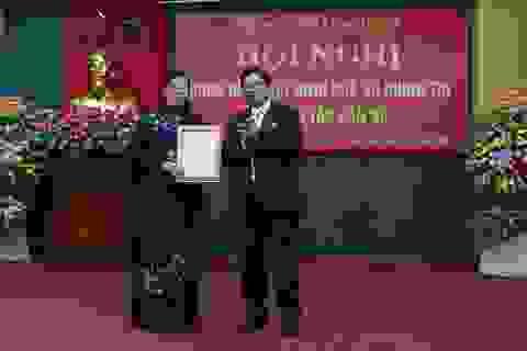 Bà Nguyễn Thanh Hải làm Bí thư Tỉnh uỷ Thái Nguyên