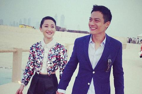 Hé lộ lý do Châu Tấn và chồng không công khai ly hôn