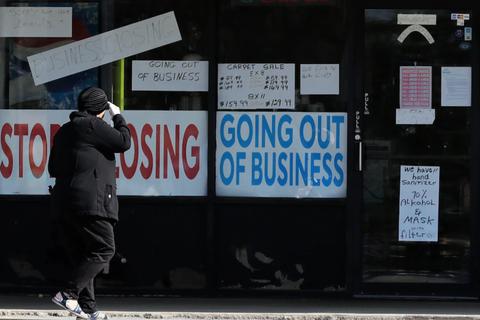 Tỷ lệ thất nghiệp ở 43 bang của Mỹ cao kỷ lục trong 40 năm qua