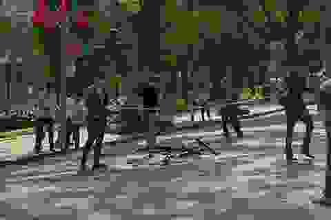 Hà Nội: Xử lý nghiêm các phương tiện di chuyển trong phố đi bộ