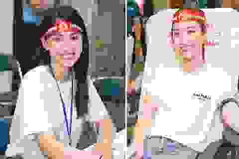 Hoa hậu Đỗ Mỹ Linh, Trần Tiểu Vy cùng dàn Á hậu đi hiến máu nhân đạo