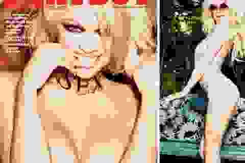 """Pamela Anderson không thích phim của """"sao cơ bắp"""" Dwayne Johnson"""
