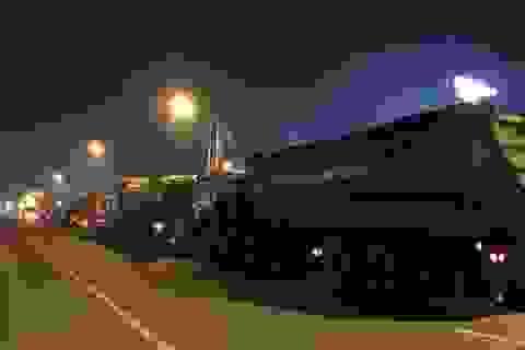"""Kiến nghị tịch thu hơn 700 tấn than đá do đoàn xe """"vua"""" vận chuyển"""