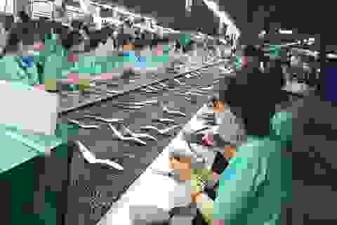 Thực hư thông tin công ty giày da có hàng ngàn lao động ở TPHCM phá sản