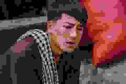 Châu Khải Phong gặp chấn thương khi quay MV mới