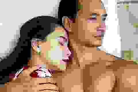 Không phủ nhận tin đồn mang thai - Hồ Ngọc Hà ngọt ngào bên Kim Lý