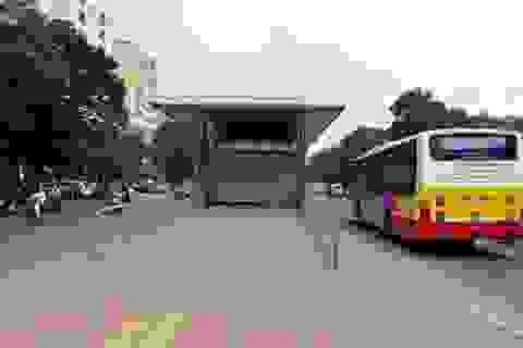 Hà Nội: Gần 1.000 tỷ đồng xây 600 nhà chờ xe buýt đạt tiêu chuẩn châu Âu