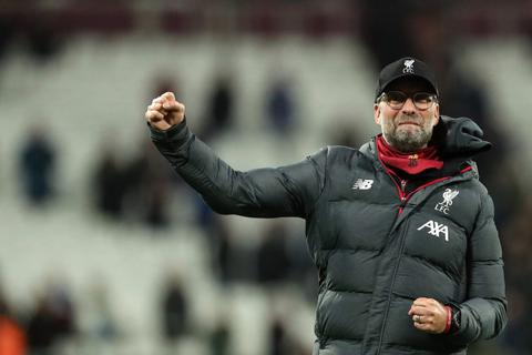 Những kỷ lục chờ Liverpool hoàn thành ở mùa giải 2019/20
