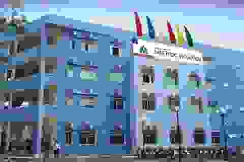 Hoãn xét xử vụ lãnh đạo cũ ĐH Hoa Sen kiện UBND TPHCM