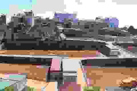 Gom đất nông nghiệp rồi phân lô, phá nát quy hoạch thành phố