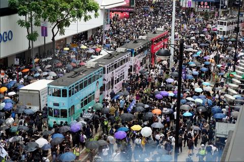 Lãnh đạo Hong Kong trấn an làn sóng biểu tình chống dự luật an ninh