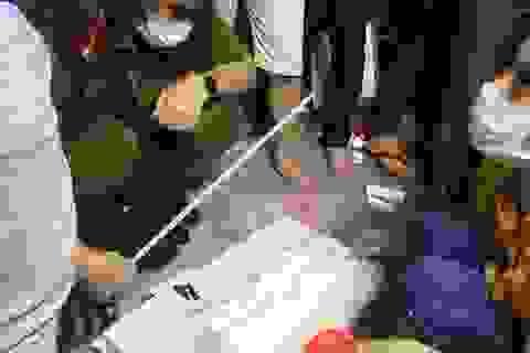 """Lần đầu phát hiện chất ma túy """"nước biển"""" tại Huế"""