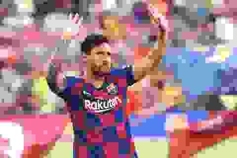 """Messi: """"Tôi từng muốn ra đi nhưng không có đội bóng nào hỏi mua"""""""