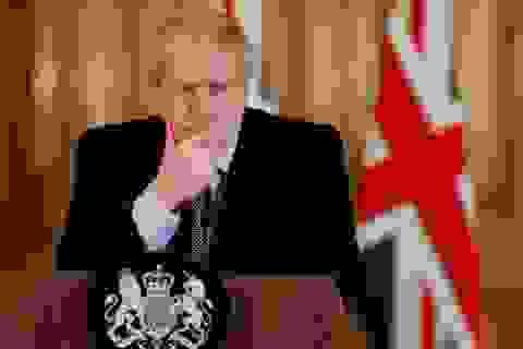 Thủ tướng Anh bị suy giảm thị lực sau khi mắc Covid-19