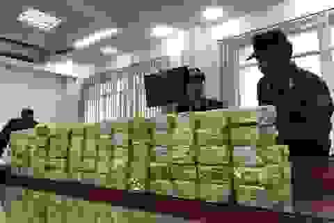Người đàn ông Đài Loan vận chuyển 316 kg ma túy