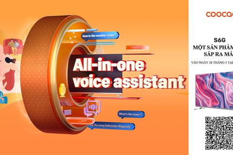 Đánh giá tivi thông minh sắp ra mắt S6G của thương hiệu Coocaa