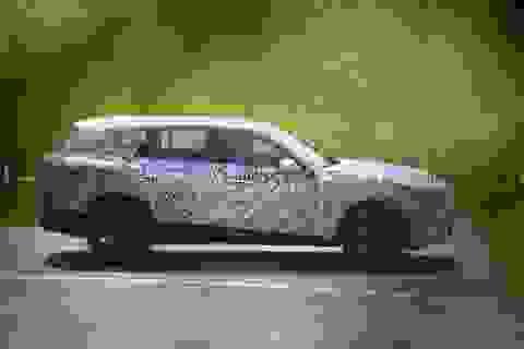Mercedes GLC thế hệ mới xuất hiện trên đường chạy thử