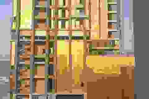 """Đà Nẵng xử phạt các chủ đầu tư tự ý """"dát vàng"""" cao ốc"""