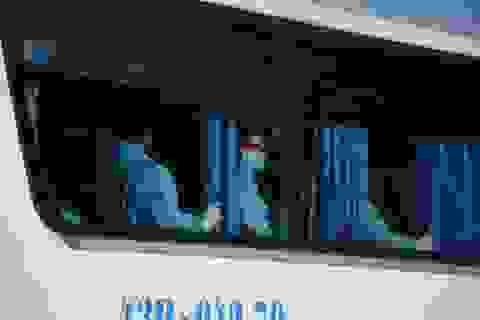 Đà Nẵng đón hơn 340 công dân trở về từ Hàn Quốc