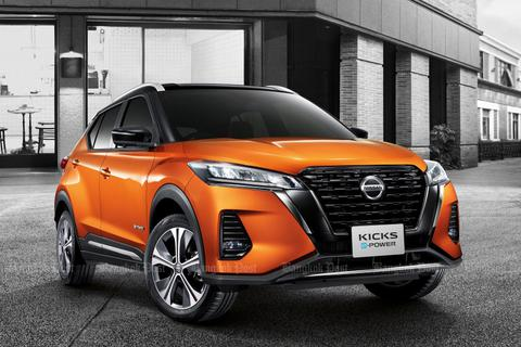 Nissan Kicks tới Thái Lan, sẵn sàng chinh phục thị trường Đông Nam Á