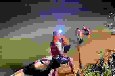 Tìm thấy nạn nhân đuối nước sau đêm trắng cứu hộ