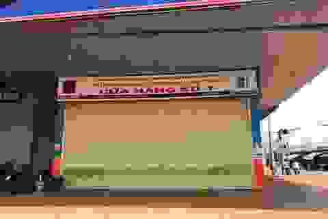Hàng loạt cửa hàng xăng dầu đóng cửa nhưng chưa phát hiện việc găm hàng