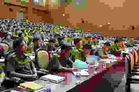 Bộ Công an điều động, bổ nhiệm hàng loạt nhân sự Công an TPHCM