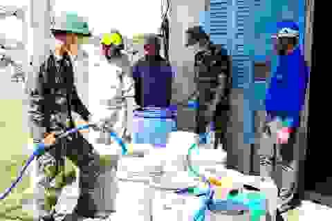 Bàn giải pháp cấp nước sạch cho vùng ĐBSCL