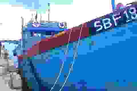 Ngư dân bị phạt gần 1 tỷ đồng vì lén lút đưa tàu cá ra nước ngoài