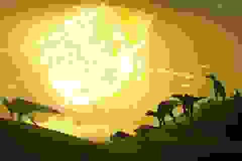 Phát hiện mới về tiểu hành tinh khổng lồ khiến khủng long tuyệt chủng