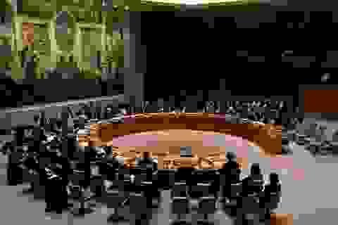 """Mỹ - Trung Quốc """"đấu khẩu"""" tại Liên Hợp Quốc vì vấn đề Hong Kong"""