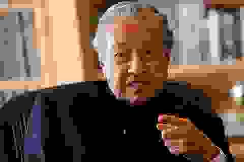 Cựu Thủ tướng Malaysia Mahathir bị khai trừ khỏi đảng do ông thành lập