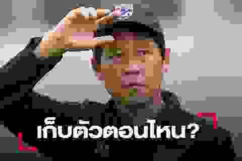 HLV Nishino lo Thái Lan không đủ thời gian chuẩn bị cho vòng loại World Cup