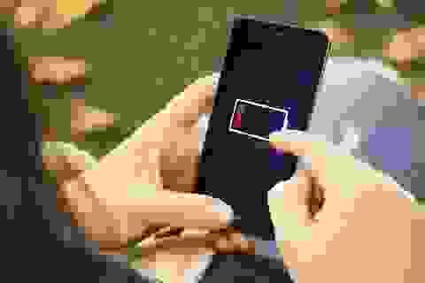 """Top 5 smartphone """"pin trâu"""" nhất hiện nay"""