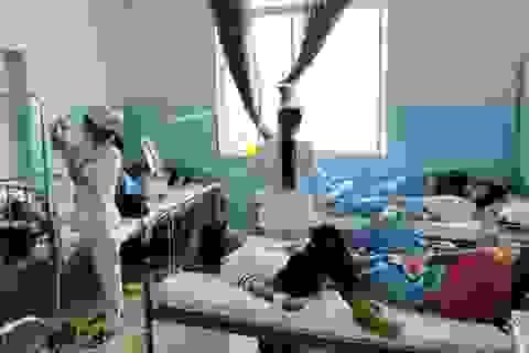 135 học sinh tiểu học bị ngộ độc sau khi ăn bánh mì từ thiện