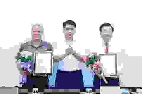 Chủ tịch quận Đống Đa làm Giám đốc Sở Xây dựng Hà Nội