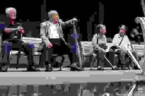 Người Nhật có thể làm việc tới năm 75 tuổi mới nghỉ hưu