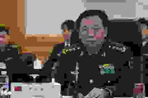 Tướng Trung Quốc cảnh báo giữ phương án quân sự với Đài Loan